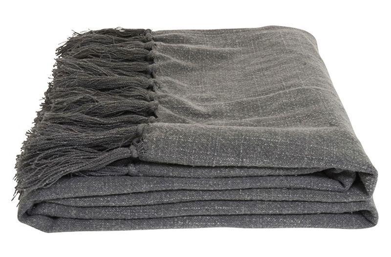 decke in grau leicht meliert von ib laursen la maison. Black Bedroom Furniture Sets. Home Design Ideas